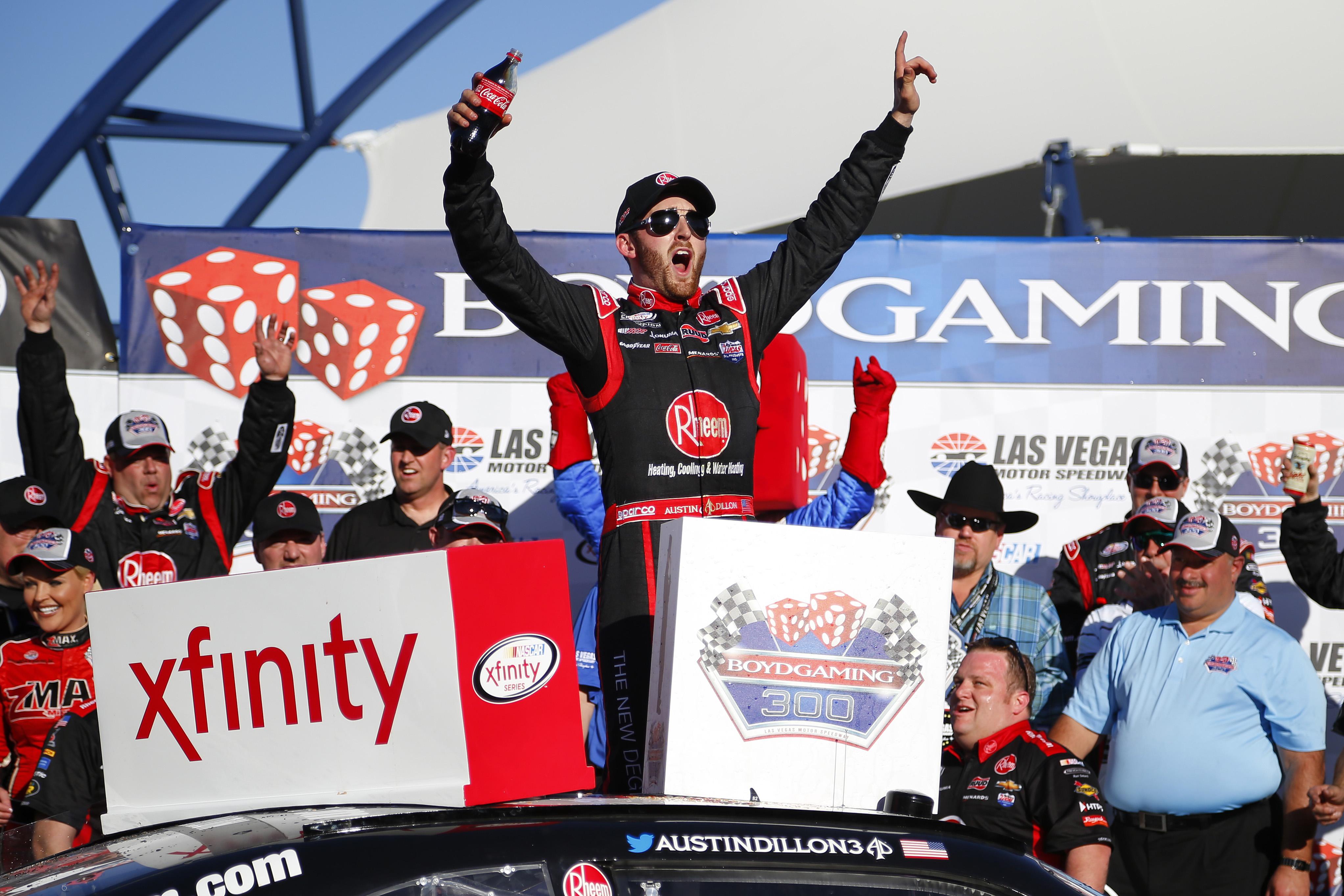 Las Vegas Motor Speedway | 2015 Boyd Gaming 300