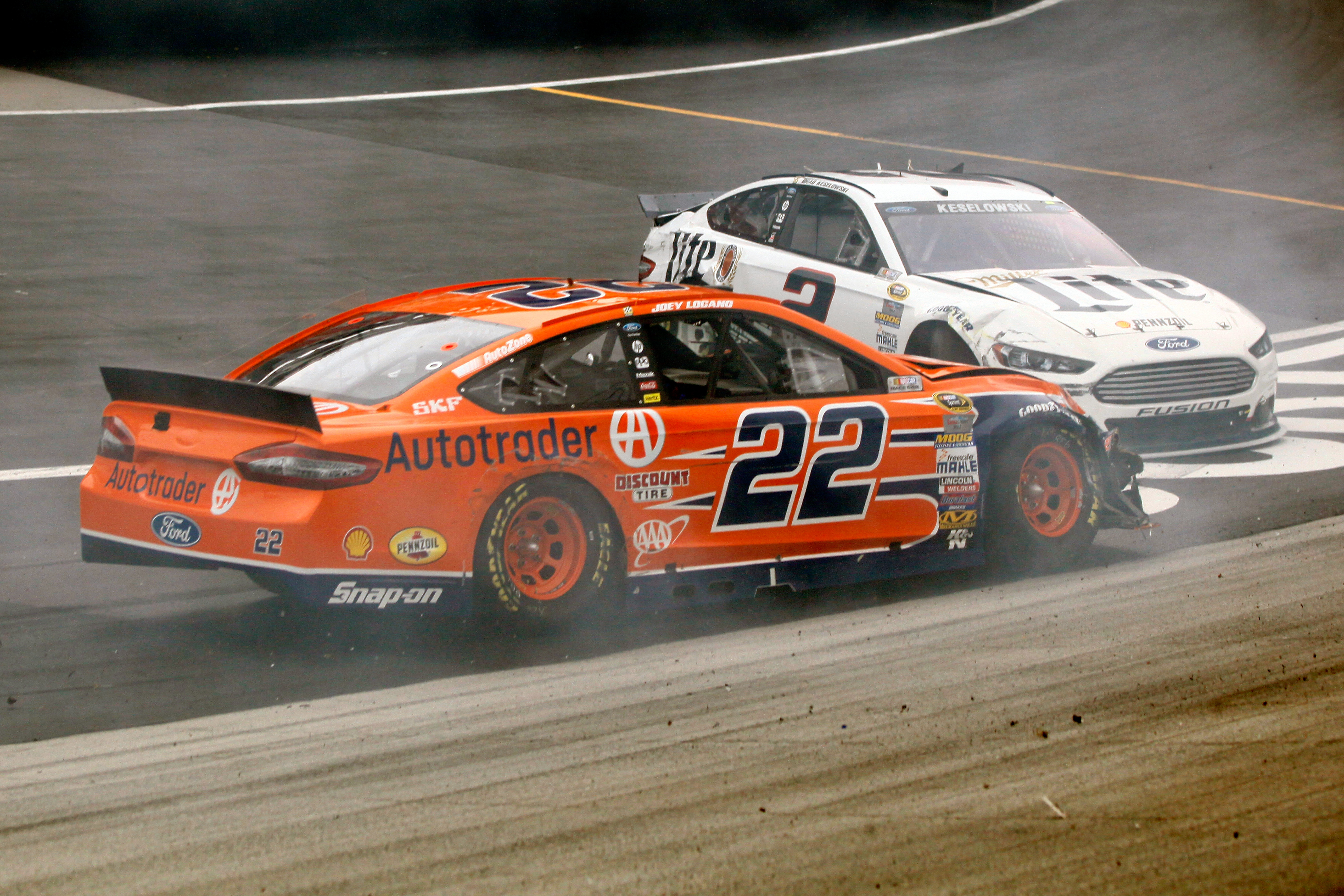 Cars For Sale Autotrader Bristol: Matt Kenseth Ended His 51 Race Drought By Winning The 55th