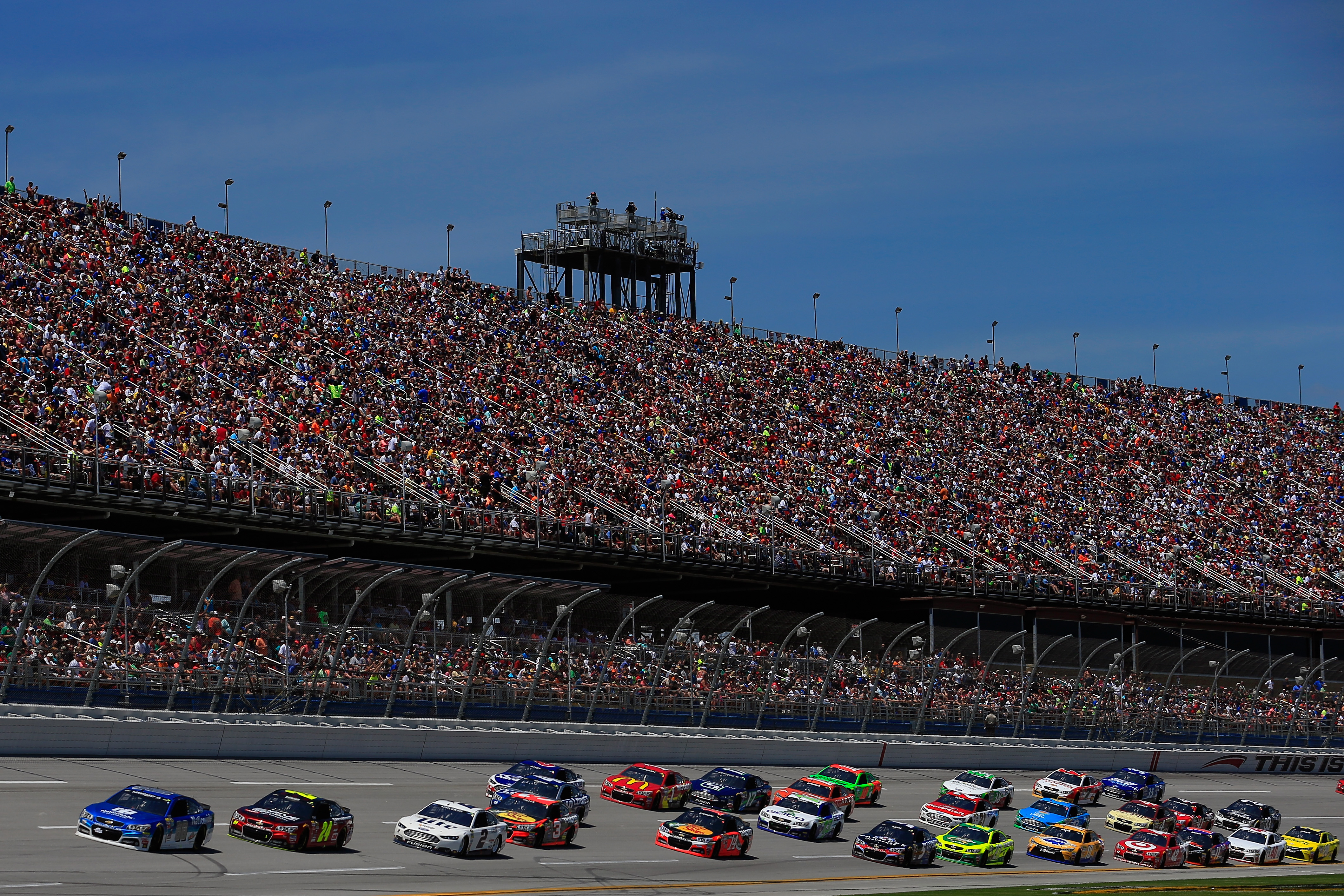 Dale Earnhardt Chevrolet >> Dale Earnhardt Jr. won an exciting 46th Annual GEICO 500 ...
