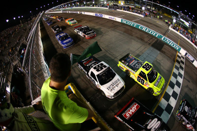 NASCAR Camping World Truck Series Drivin' for Linemen 200