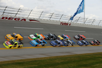 NASCAR Camping World Truck Series fred's 250