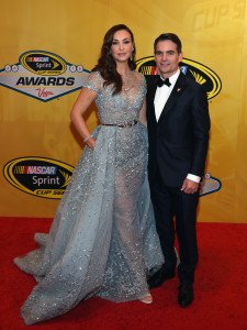 NASCAR Sprint Cup Series Awards - Red Carpet