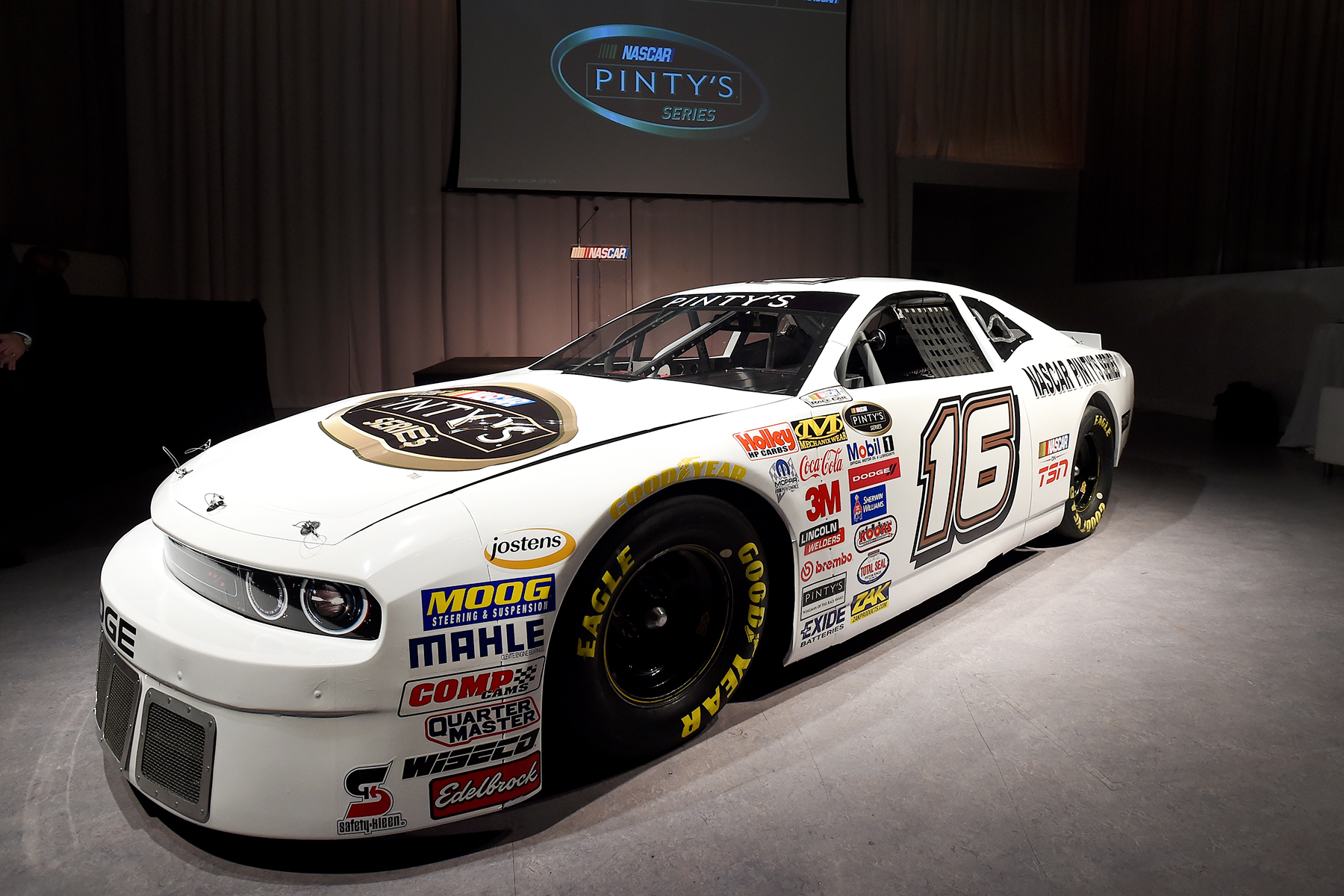 Rally Motor Credit >> NASCAR Pinty's Series 2016 Schedule