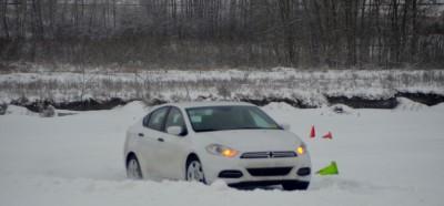 2016 Jan 24 CSCC Winter Driving Academy Race School 1501