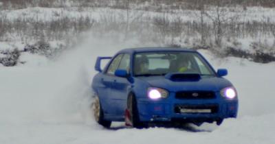 2016 Jan 24 CSCC Winter Driving Academy Race School 1635