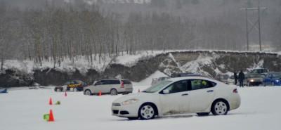 2016 Jan 24 CSCC Winter Driving Academy Race School 420