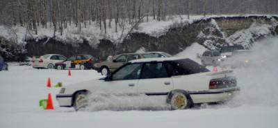 2016 Jan 24 CSCC Winter Driving Academy Race School 531