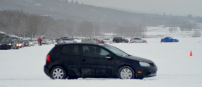 2016 Jan 24 CSCC Winter Driving Academy Race School 930