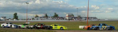 2016 July 9 Medicine Hat Speedway A 1189