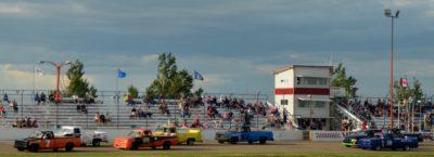2016 July 9 Medicine Hat Speedway A 1630
