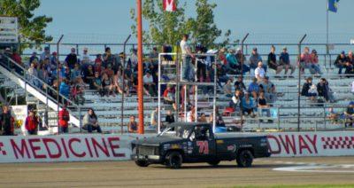 2016 July 9 Medicine Hat Speedway A 1872