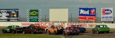 2016 July 9 Medicine Hat Speedway A 1923