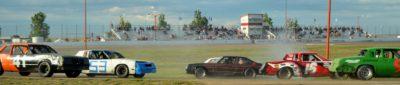 2016 July 9 Medicine Hat Speedway A 1988