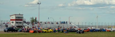 2016 July 9 Medicine Hat Speedway A 205