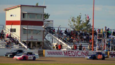 2016 July 9 Medicine Hat Speedway A 2191