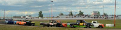 2016 July 9 Medicine Hat Speedway A 303