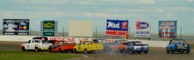 2016 July 9 Medicine Hat Speedway A 336