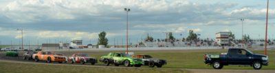 2016 July 9 Medicine Hat Speedway A 634