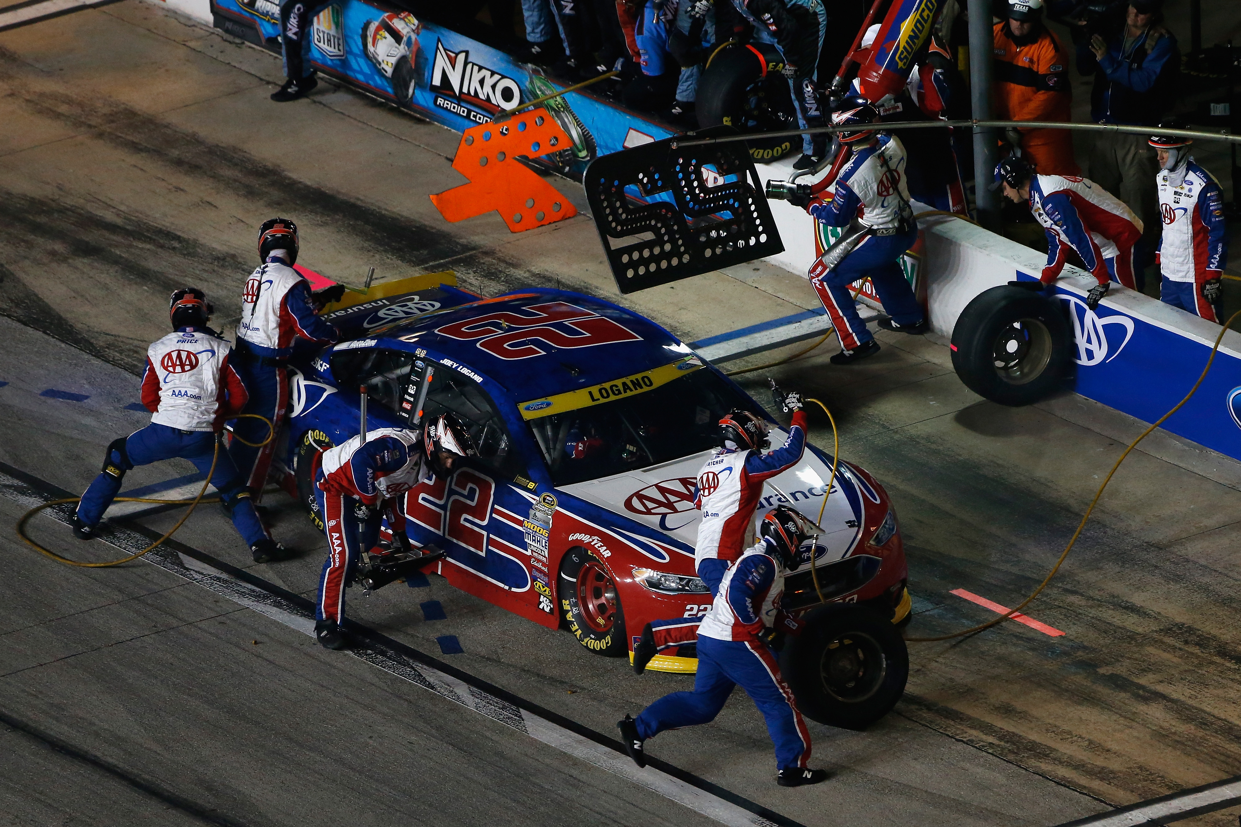 an analysis of the nascar speech and races Although it stands for national association of stock car auto racing, nascar is not so much an association as a family business, with the descendants of founder bill france sr running the show.