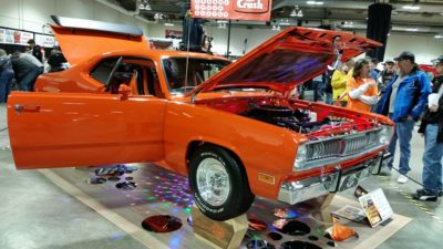 The 51st World Of Wheels February 24 26 At Bmo Centre