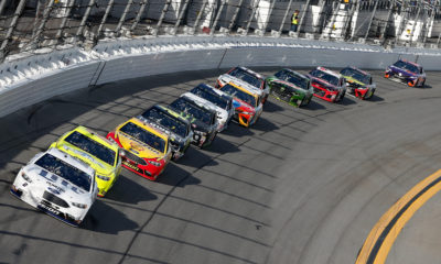 Total Number Of Cars To Start A Daytona  Race