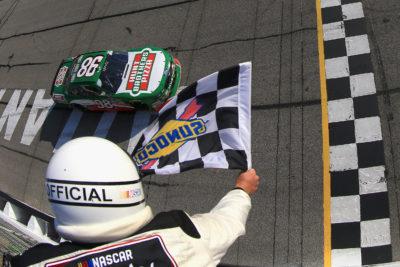 Kevin harvick won the nascar xfinity series 27th annual for Ford motor credit company address atlanta ga