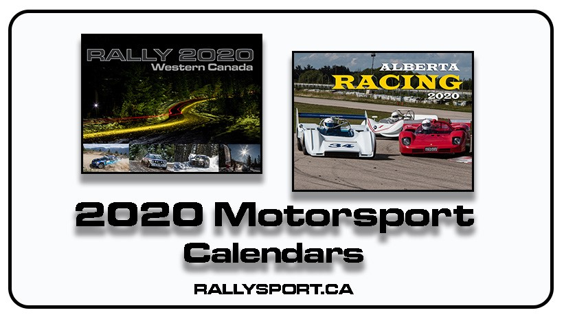 Alberta Motorsport Calenders